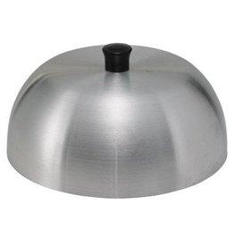 "Winco Winco AHC-6 Aluminum 6""  Dome Basting Cover"