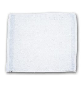 "Chef Revival Bar Mop Towel, 28 oz., 16"" x 19"", 100% high grade cotton, narrow ribbed construction,"