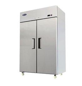 Atosa MBF8005 Top Mount (2) Two Door Refrigerator
