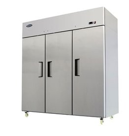 Atosa MBF8006 Top Mount (3) Three Door Refrigerator