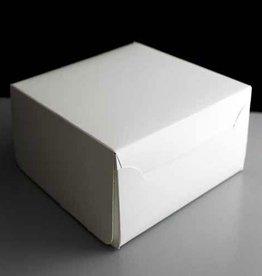 "Newell Paper Cake / Bakery Box  8"" x 8"" x 4"""