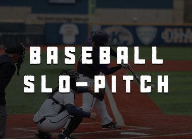 Baseball/Slopitch