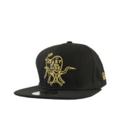 New Era HOH Hat - Black/Gold -