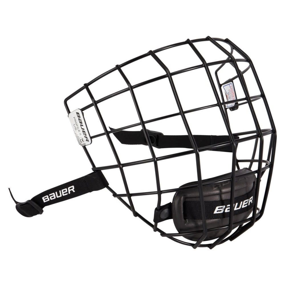 Bauer Hockey - Canada FACEMASK WIRE BAUER PROFILE II S20 -