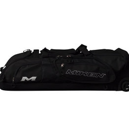 Rawlings Miken Wheeled Bag - Black