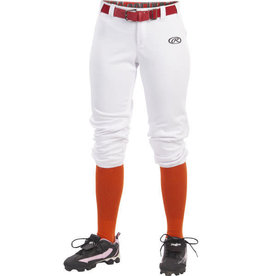 Rawlings LAUNCH SOLID SOFTBALL PANT- Girls  -
