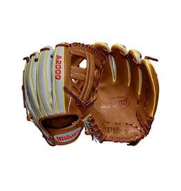 "Wilson 2019 A2000 DP15 SUPERSKIN GM 11.75"" INFIELD"