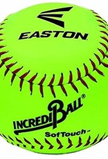 "Easton Easton 12"" Soft Touch Incrediball Softball Training Ball EACH"