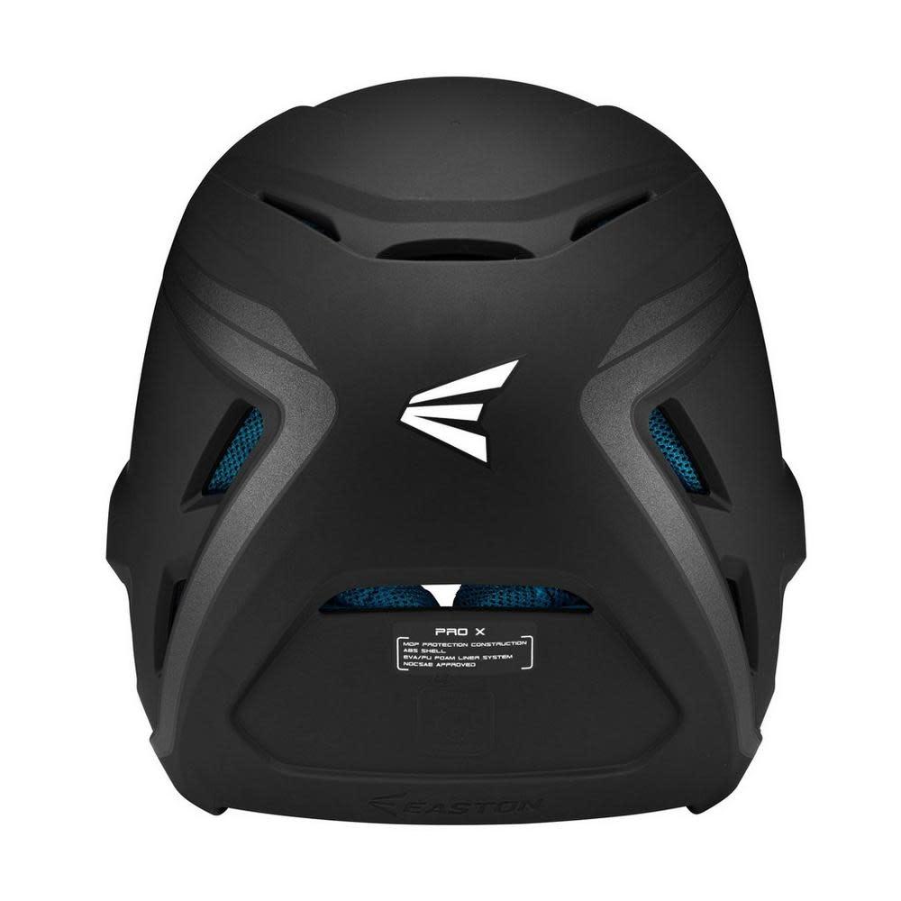 Easton PRO X MATTE Helmet - Sr. - Black