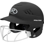 Rawlings Coolflo HS/College Batting Helmet -