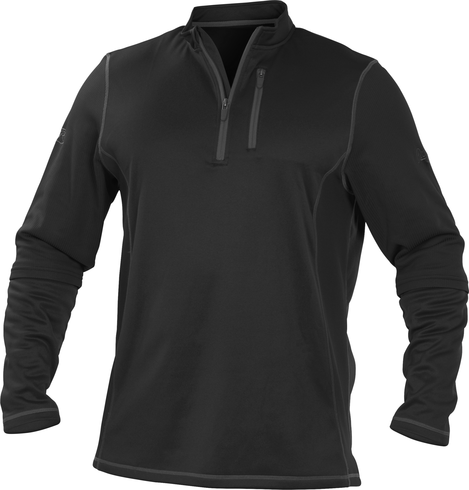 Rawlings TECH2 1/4 ZIP FLEECE