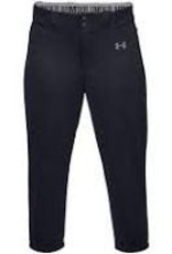 Under Armour UA Women's Cropped Pant -
