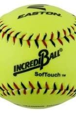 "Easton Baseball (Canada) EASTON INCREDI-BALL 11"" NEON SOFT TOUCH SOFTBALLS | EA PRICE | 12 CASE PACKS QTYS"