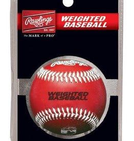 Rawlings Rawlings Weighted Training Baseball (9 oz)
