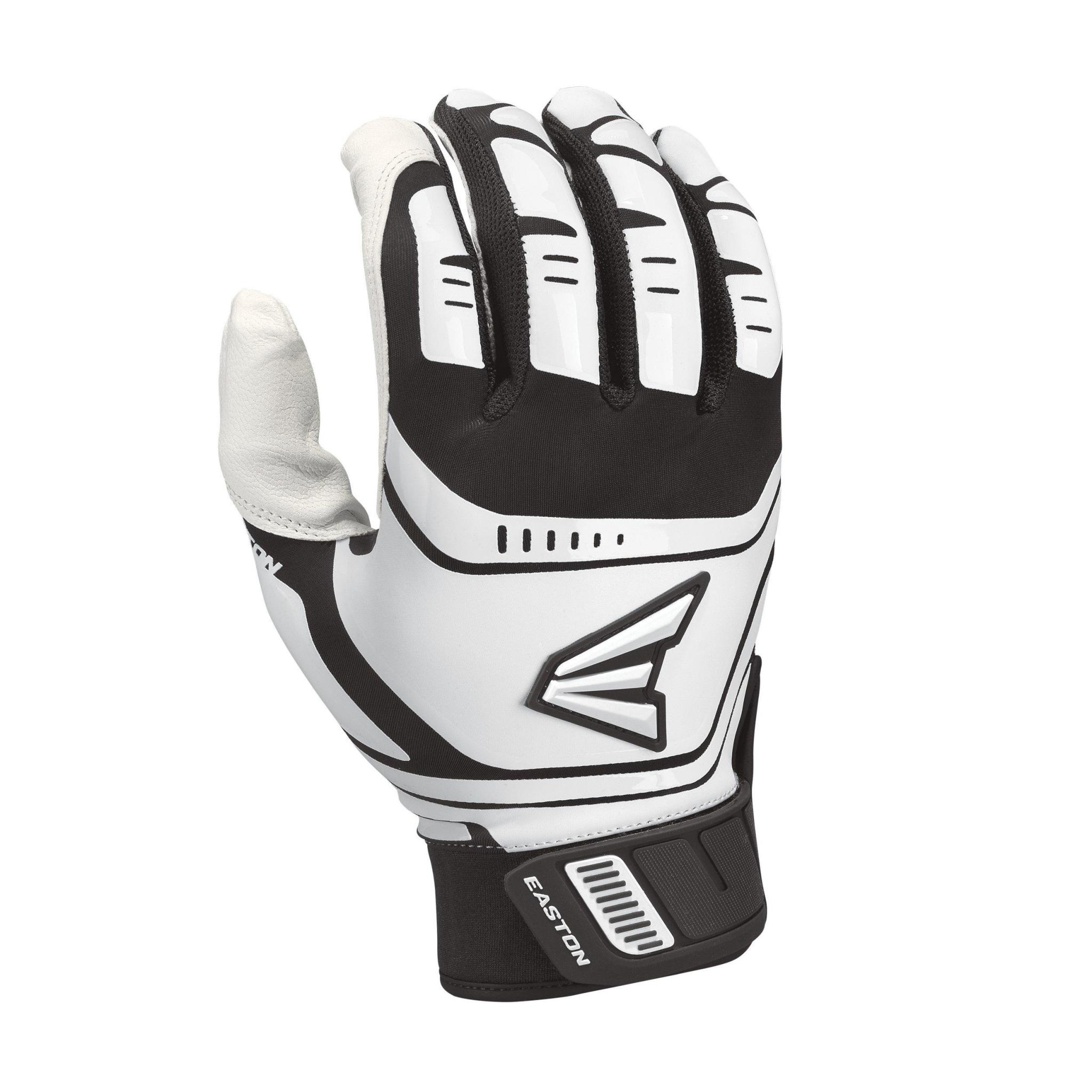 Easton Baseball (Canada) WALK-OFF POWER LEVERAGE ADULT WHITE/WHITE/BLACK  L