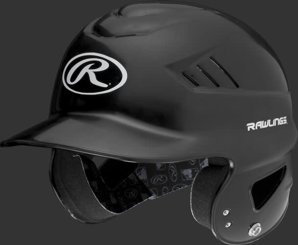 Rawlings Coolflo  Batting Helmet - Black