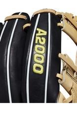 "Wilson 2020 A2000 1786 BBG Black/Blonde - 11.5"" INFIELD"