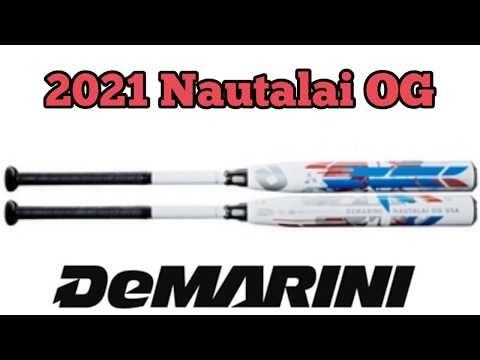 DeMarini 2021 Demarini Nautalai OG