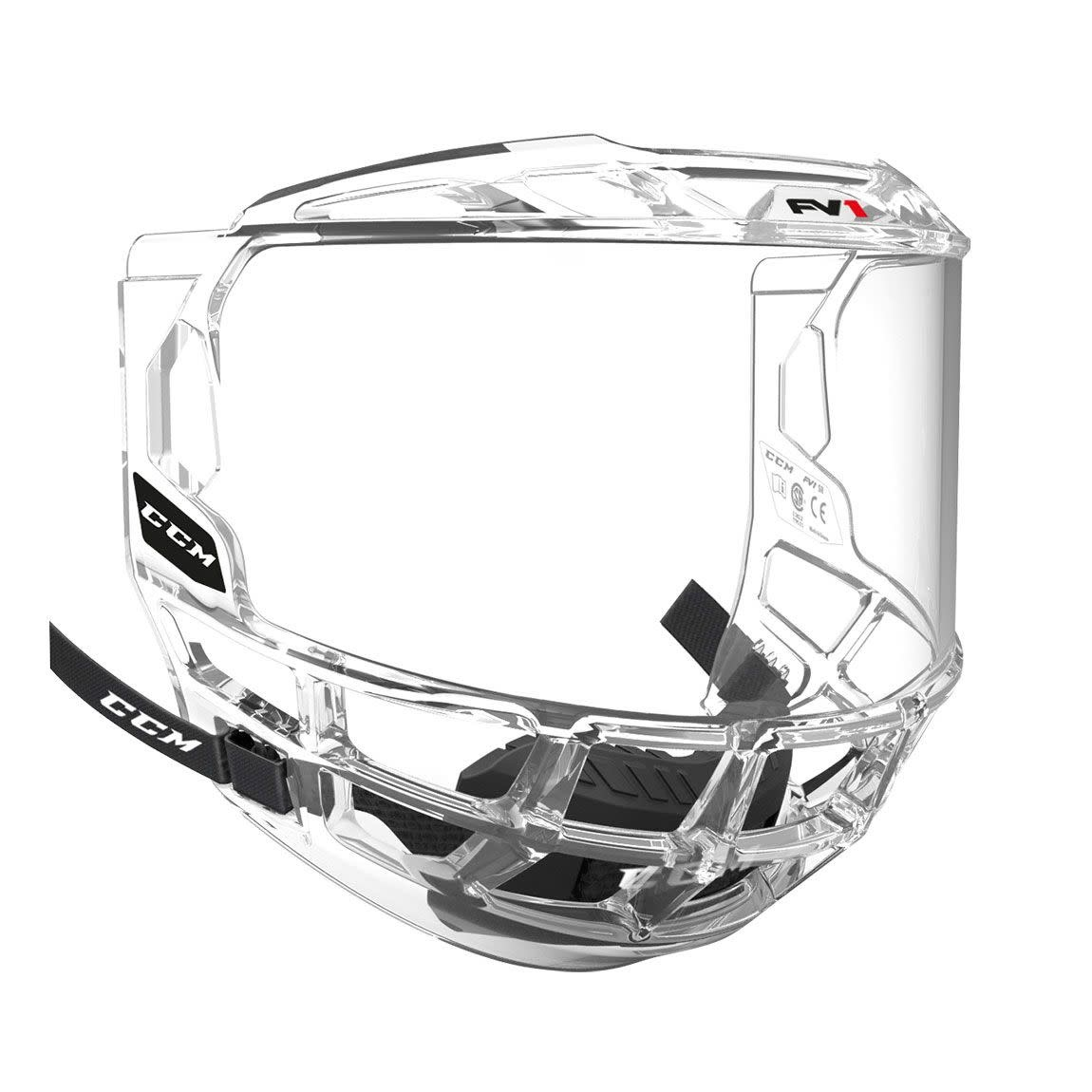 CCM Hockey VISOR FULL SR CCM FMFV1 FACEMASK S20