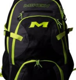 Rawlings Miken Backpack - Black/Grey/Green