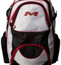 Rawlings Miken XL Backpack  - Black/White/Red