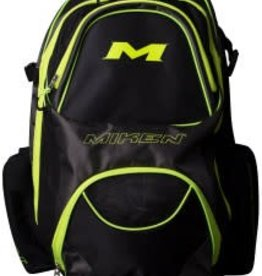 Rawlings Miken XL Backpack - Black/Grey/Green