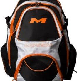 Rawlings Miken XL Backpack -  Black/White/Orange