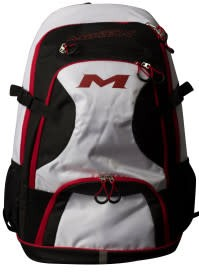 Rawlings Miken Backpack - Black/White/Red