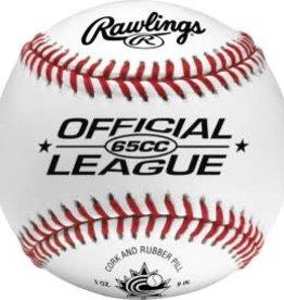 Rawlings 65CC  League Game Ball - Dozen