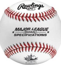 Rawlings ROMLCAN - Official Baseball  - Dozen
