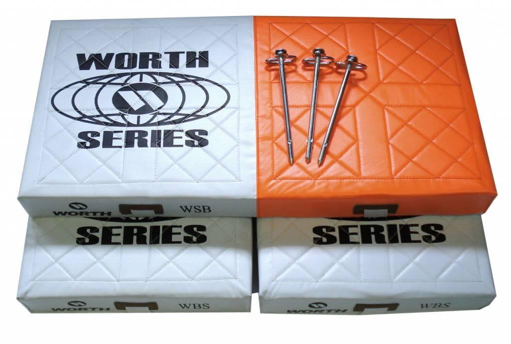 Worth WSBS Worth Deluxe SafeBase Set