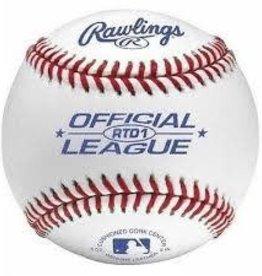 Rawlings RTD1  League Practice Ball -  Dozen