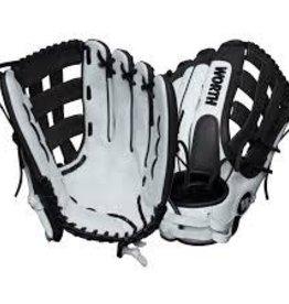 "Worth Worth Legit Softball Glove - 13"""