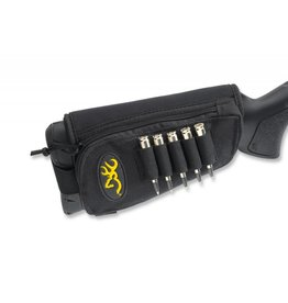 Browning Browning Stock Option Buttstock Shell Holder w/pocket (12906)