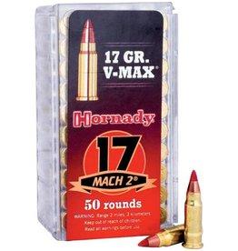 Hornady Hornady Varmint Express 17 Mach 2 17gr V-Max 50rd box (83177)