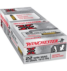 Winchester Winchester X 22 WMR 40gr JHP 50rd box (X22MH)