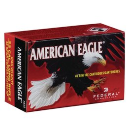 Federal Federal American Eagle 22 LR 38GR Copper HP Brick 400rd (AE22)