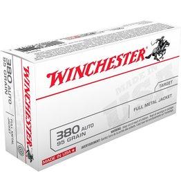 Winchester Winchester 380 Auto 95gr FMJ (Q4206)