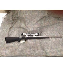 Savage Arms Savage Axis 30-06 Sprg Stainless with Barska Scope