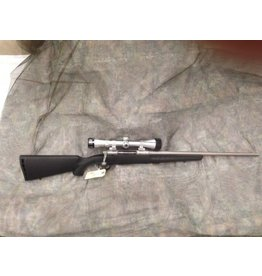 Savage Arms Savage Axis Stainless 308 Win with Barska Scope