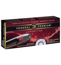 Federal Federal Premium 45-70 Gov't 300GR Bear Claw (P4570T4)