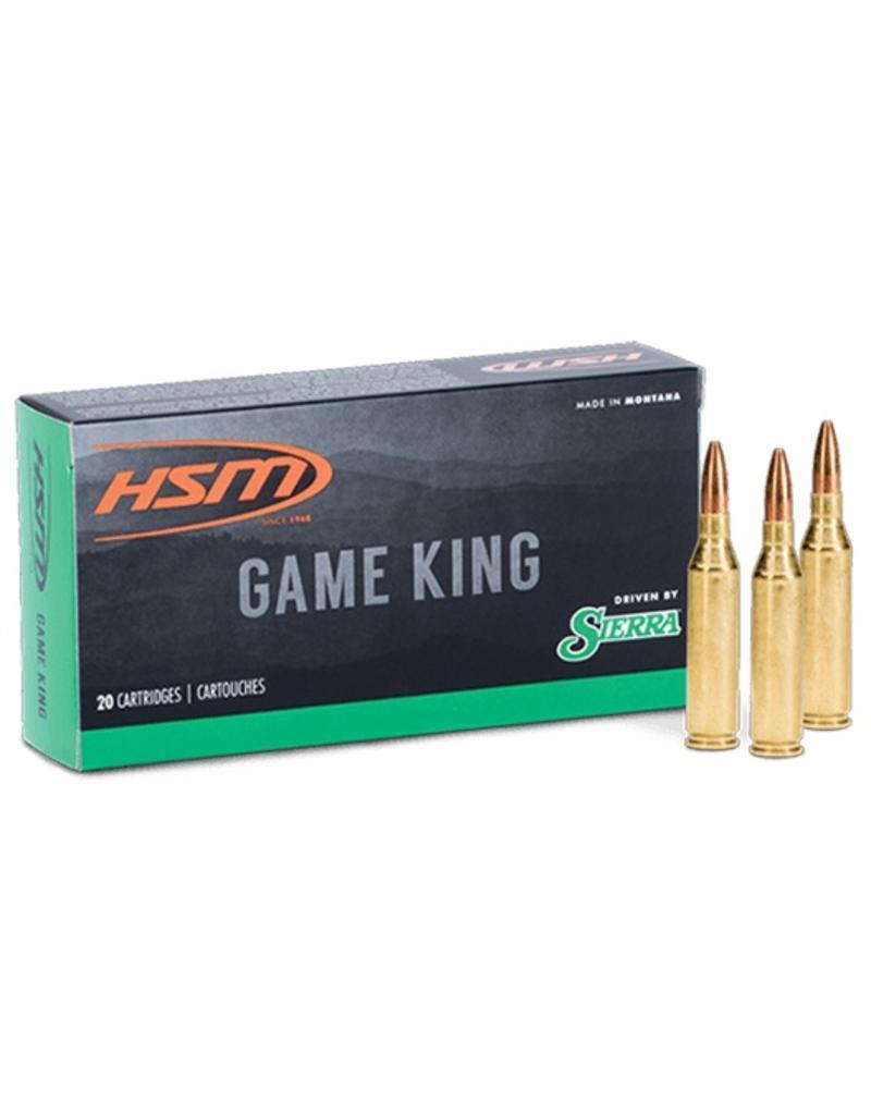 HSM HSM Sierra GameKing 284 Win 160gr SBT 20rd (HSM-284-2-N)