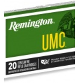Remington Remington UMC 223 Rem 55gr FMJ (23711)