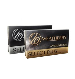 Weatherby Weatherby Select 257WBY 100Gr Norma Spitzer (G257100SR)