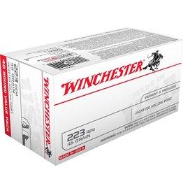 Winchester 223 Rem 45gr 40rd Value Pack