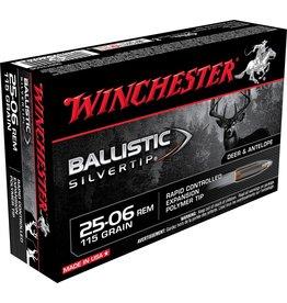 Winchester Winchester 25-06 Rem 115gr Ballistic Silvertip (SBST2506)