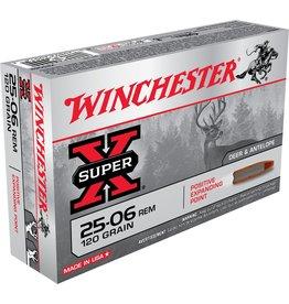 Winchester Winchester 25-06 Rem 120gr Super X PEP(X25062)
