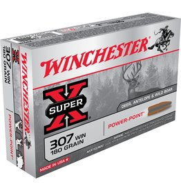 Winchester Winchester 307 Win 180gr Super X Power Point (X3076)