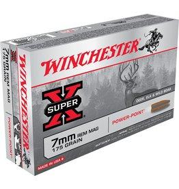 Winchester Winchester 7mm Rem Mag 175gr Super X (X7MMR2)