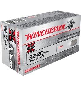 Winchester Winchester Super X 32-20 WIN 100gr (X32201)